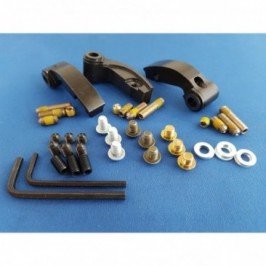 900 Pro Tuner kit -Adjustable weight kit for 900 Ace Turbo pDrive clutch (non-clicker type)