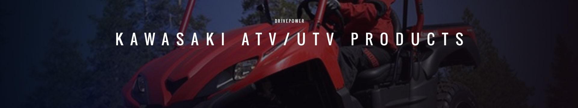 Kawasaki ATV Products