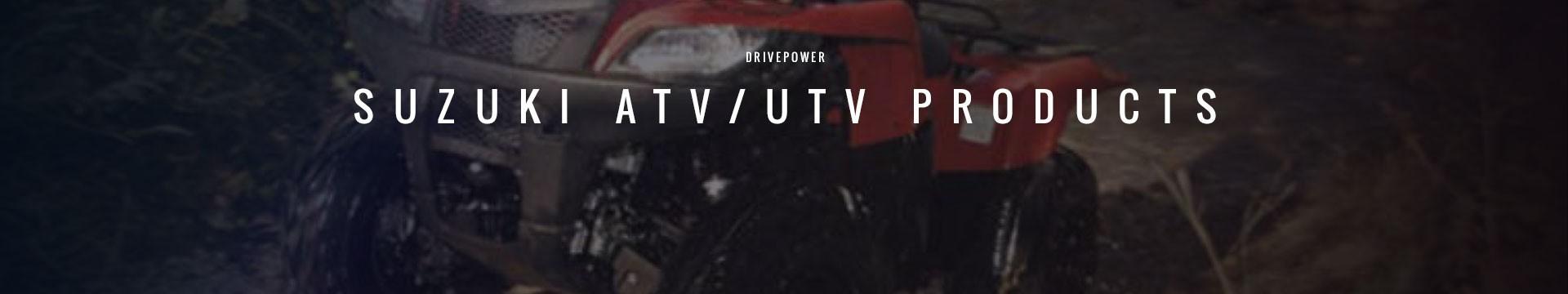 Suzuki ATV Products
