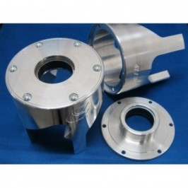 Optional two piece* construction made to bolt into the 2012-2015 Procross applications