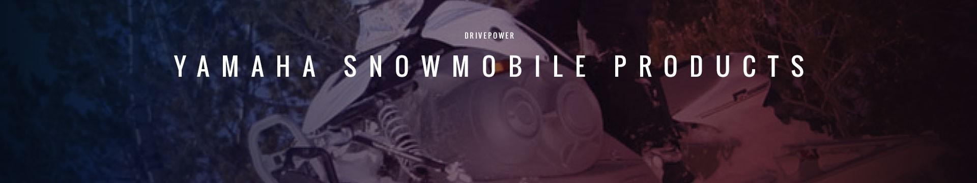 Drivepower Yamaha Snowmobile Products