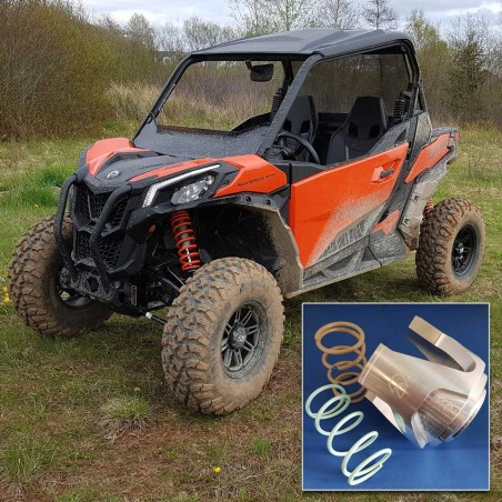 """DBMS-R1 2019-20 Can Am Maverick Sport """"1000 R"""" DPS, XXC, XRC models* – oversized 29-32"""" tires only"""