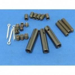 DaltonPro Midweight Premium Pin Kit for Ski Doo Drive Clutch 14.5g-20.4 grams