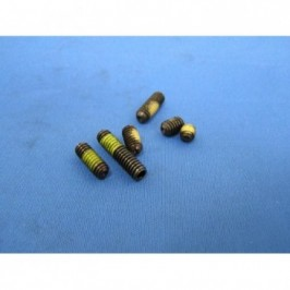 Quick Adjust Screw Hardware (one pkg of 6 assorted for one flyweight)